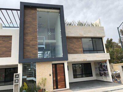 Estrena en Residencial Nobel Recta Cholula Puebla 2 casas juntas