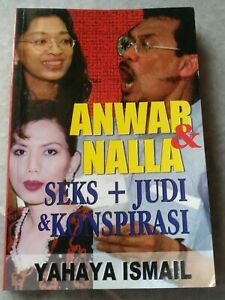 Tun Mahathir - Anwar Ibrahim & Nalia Seks + Judi & Konspirasi 1998 Yahya Ismail
