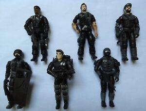 90a9a482482 Details about Hasbro GI Joe Action Force CUSTOM SAS Force New Recruits