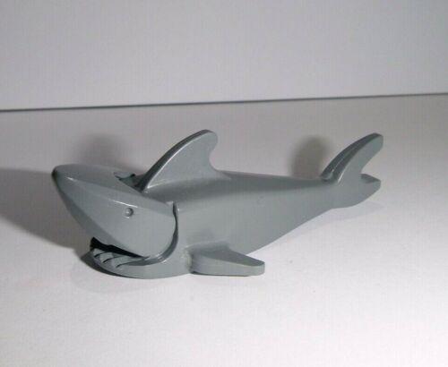 runde Nase 2547c03 Haifisch in dunkelgrau aus 60014 8897 60011 Lego