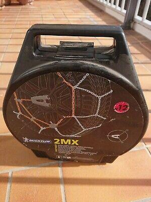 Cha/înes /à Neige Michelin/// A 000 112//1/MX N12 Cha/înes /à Neige en/X Patter/// 1/Paire/