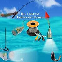 1200tvl Underwater Camera Fish Finder For Ice/sea/river Fishing 15m Cable B7t0