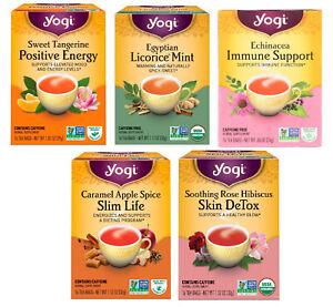YOGI TEA: Positive Energy, Licorice