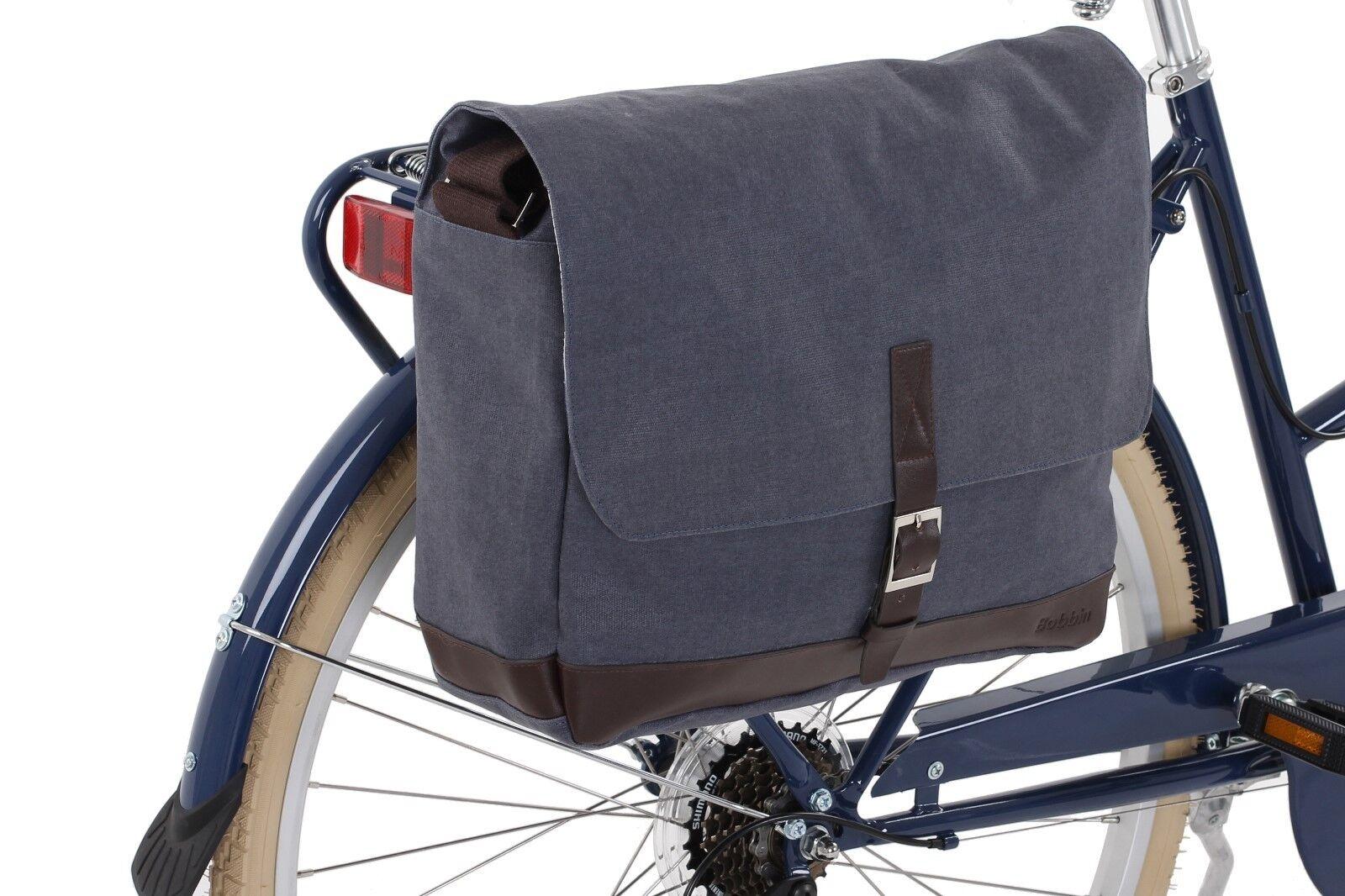 BOBBIN Messenger Pannier, Bag, storage, was