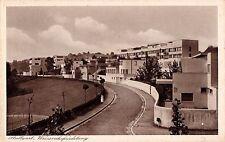 Weissenhof Estate Postcard Bauhaus Le Corbusier Behrens Mies Van Der Rohe Stam