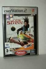 FIFA STREET GIOCO USATO BUONO STATO SONY PS2 EDIZIONE ITALIANO PLATINUM 17595