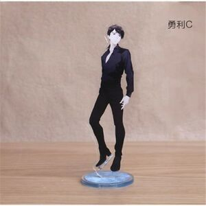 Image Is Loading Anime Yuri On Ice Katsuki Decoration Cute