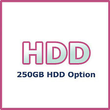 250GB HDD Hard Disk Drive for CD DVD Duplicator Copier Writer Machine Tower