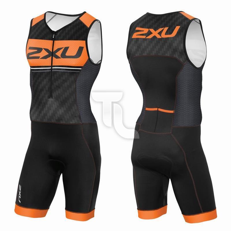 2xu Perform Pro  Triathloneinteiler Trisuit MT3622  Racesuit NEU