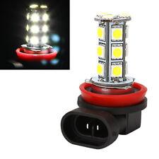 12V H11 H8 18 LED 5050 SMD Bulb Car Day Driving Fog Head light Xenon White Lamp