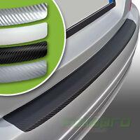 Ladekantenschutz Lackschutzfolie Für Skoda Fabia 3 Limousine - Carbonfolie