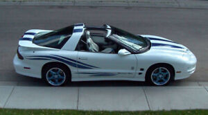 1999 30th Anniversary Pontiac Trans Am [Supercharged]