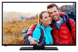 """Telefunken XF40A401 LED Fernseher 40"""" Zoll TV DVB-C/-T2/-S2 HD Smart TV WLAN"""
