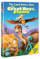 The Land Before Time 12: Day of The Flyers  DVD
