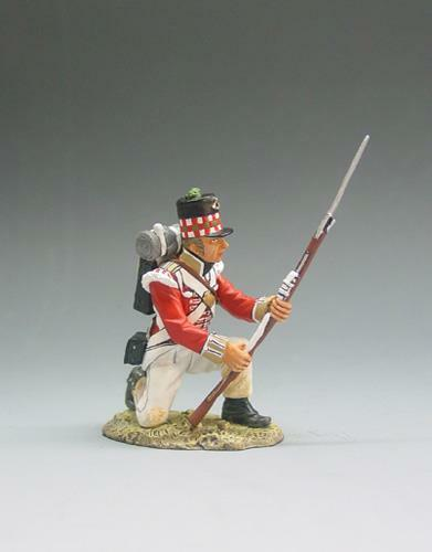 NA002 - 71st Kneeling to Repel - King and Country - Napoleonic - RETIRED
