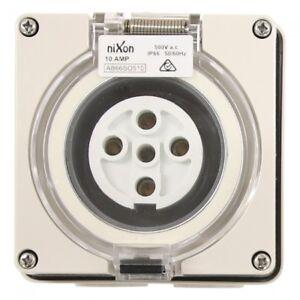 5-Pin-10Amp-Socket-Round-Pins