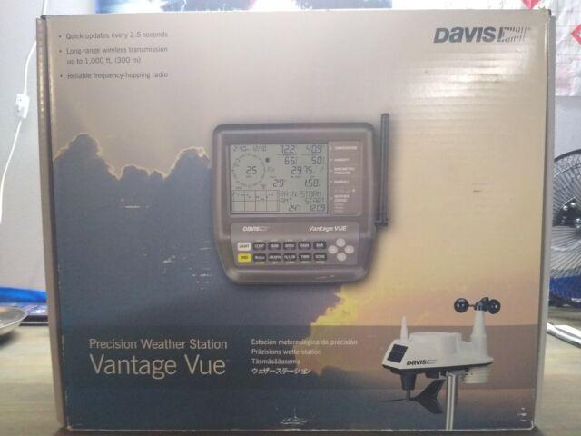 Davis Instruments 6250 - Vantage Vue Precision Wireless Weather Station