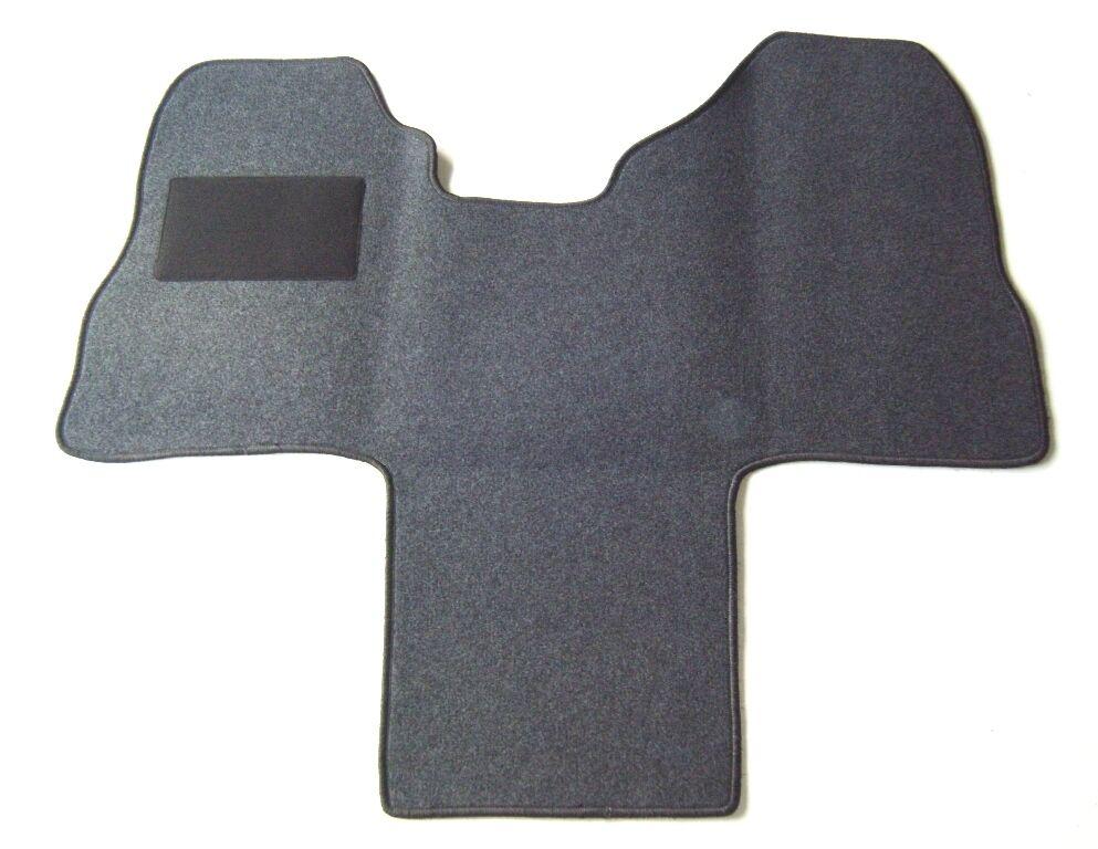 Automatte Fahrerhaus Teppich für Ford Transit   2-Sitzer  Baujahr 1991-2000