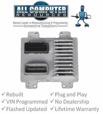 Engine Computer Programmed Plug/&Play 2012 Chevy Malibu 12638026 2.4L PCM ECM ECU