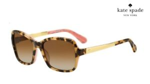 347f69f294 Image is loading KATE-SPADE-Sunglasses-ANNJANETTE-S-0T4LA-Havana-Pink-