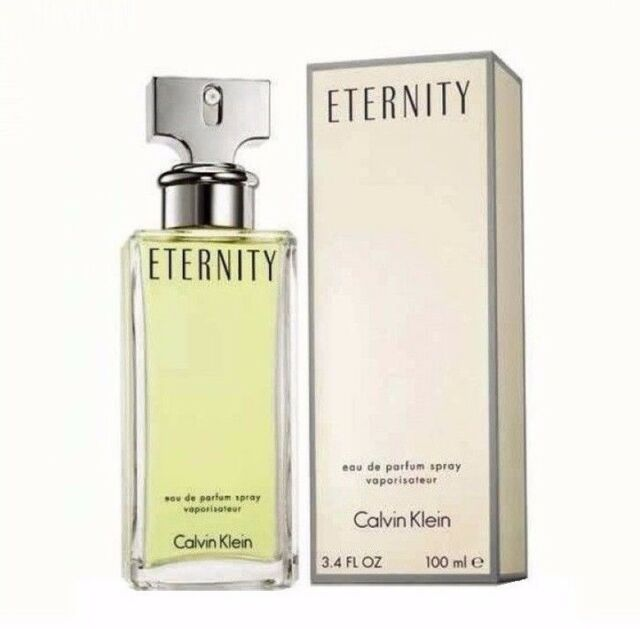 Calvin Klein Eternity Fragrance for Women 100 ml EDP spray