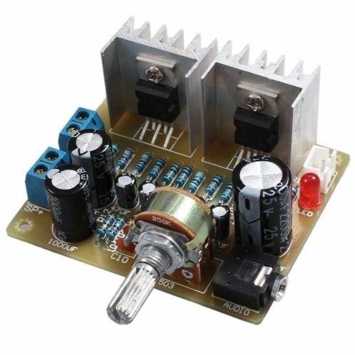 2.0 ICSK008A 2-Channel TDA2030A Power Amplifier Module for Arduino DIY Kits