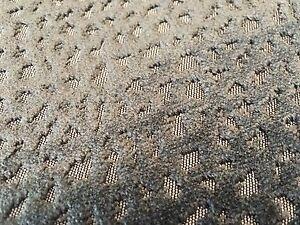 Romo All Over Dark Grey Textured Velvet Upholstery Fabric Alpi