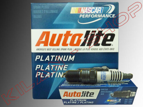 6 Zündkerzen Autolite Platin Dodge RAM 1500 Pickup 3.7L V6 2006-2012