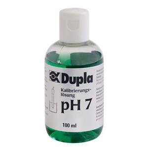 Dupla Kalibrierungslösung pH 7 - 100 ml (69€/L)  pH Elektrode ph-control Fische