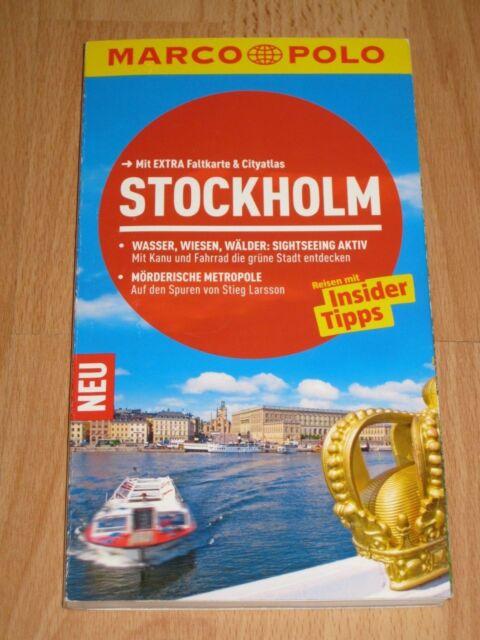 MARCO POLO Reiseführer Stockholm von Tatjana Reiff (2012, Taschenbuch)