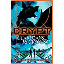CRYPT: Guardians' Reckoning, New, Hammond, Andrew Book