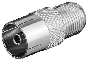 2-Coaxial-Plug-Adapter-Set-for-coaxial-plug-Aerial-plug-Connector-Socket