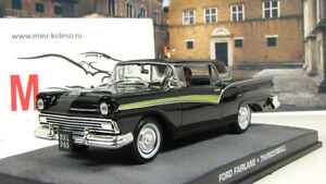 Scale-model-car-1-43-Ford-Fairlane-Thunderball