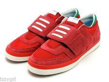 NWT Mens Adidas Original Red Hardland Lo II Athletic Skate Casual Shoes US 8.5
