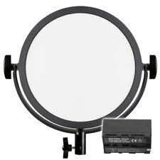 Rundes LED Softlight C-300R Studioleuchte Fotoleuchte Videolicht Videoleuchte