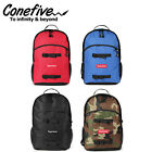 NEW SUPREME S/S 2015 BACKPACK TONAL RED BLACK CAMOUFLAGE BAG ROYAL