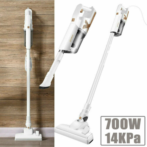 2 in 1 Corded Bagless Stick Vacuum Cleaner Hoover Lightweight Upright Handheld