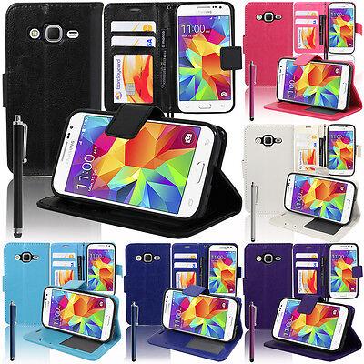 Housse Etui Coque Portefeuille Video Samsung Galaxy Core Prime/ SM-G360F G360GY | eBay
