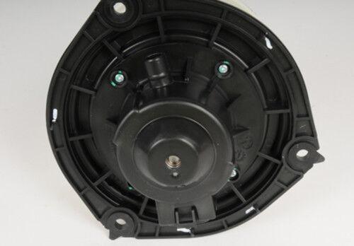 HVAC Blower Motor and Wheel ACDelco GM Original Equipment 15-80511