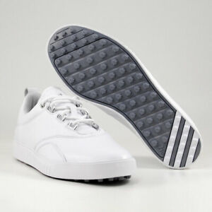 on wholesale unique design pretty cheap Details zu Adidas 2019 adicross PPF Damen Sneaker Golfschuhe, Weiß - NEU &  OVP - SALE