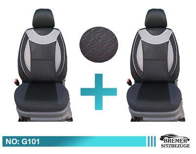 Subaru Schonbezüge Sitzbezug Sitzbezüge Fahrer /& Beifahrer G101