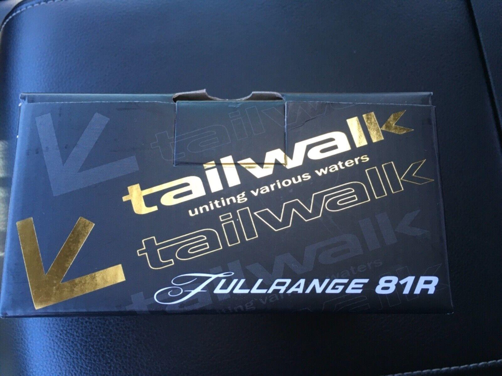 TailWalk FULLRANGE BF 81R Reel USA Seller Free Shipping FLW Sheldon Collings