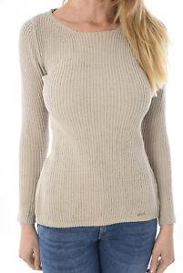 Avec Beige Lacet W73r59 Pull Jeans Guess Femme Dos 1twRCggqx