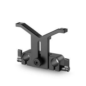 SmallRig-15mm-Long-Lens-Bracket-Height-Adjustable-for-DSLR-Camera-Shoulder-Rig