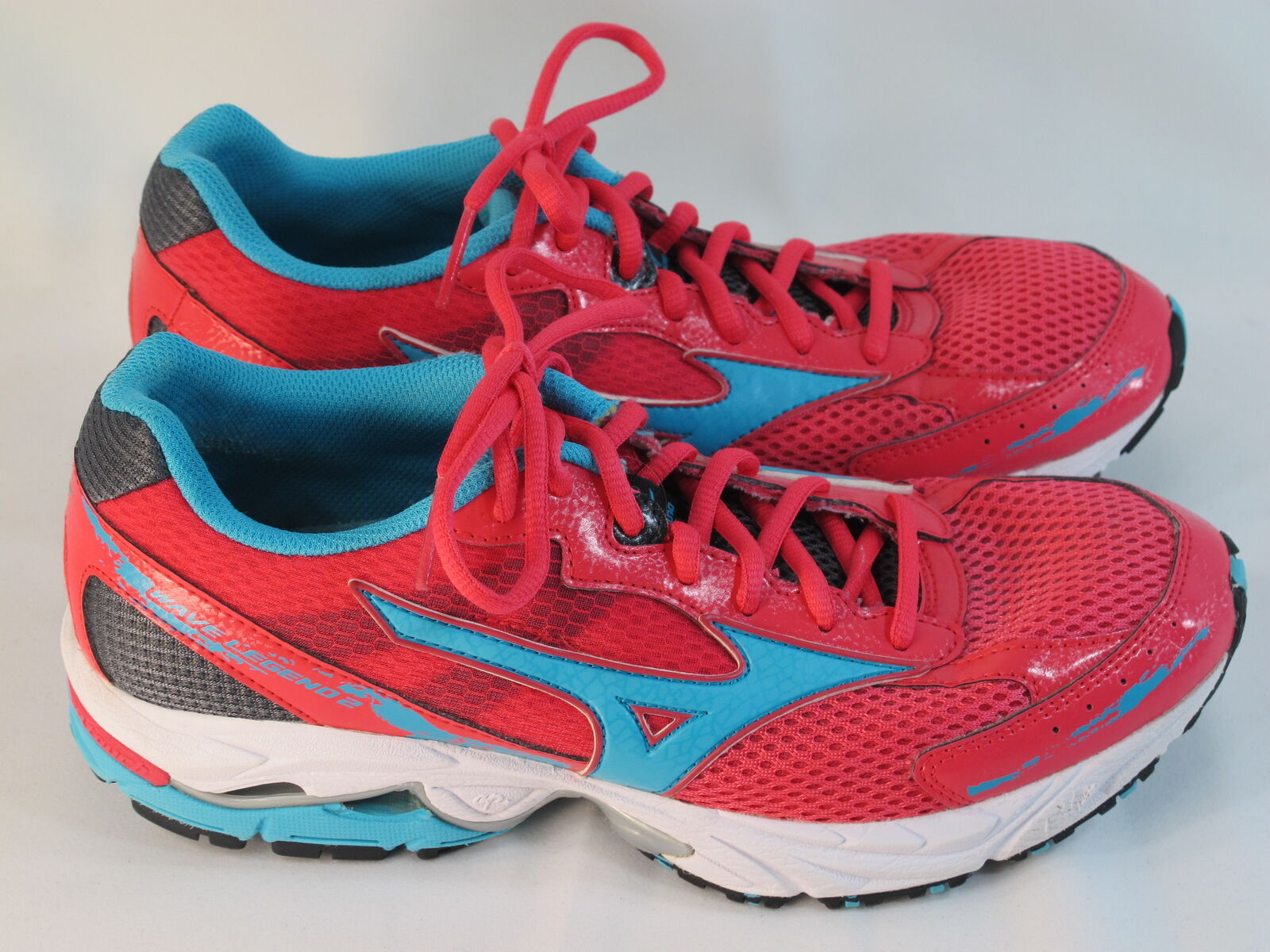 Mizuno Mizuno Mizuno Wave Legend 2 Running shoes Women's Size 8.5 US Excellent Plus Condition ca433e