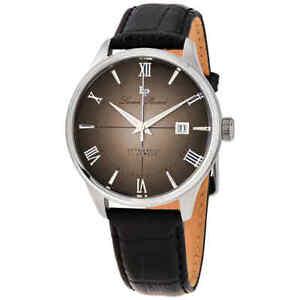 Lucien Piccard Automatic Brown Dial Men's Watch LP-1881A-04