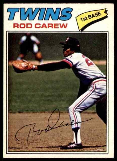 1977 O-Pee-Chee Rod Carew . #143