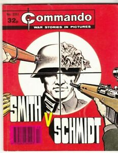 COMMANDO-COMIC-No-2351-SMITH-v-SCHMIDT