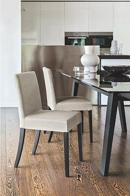 Calligaris Connubia Dining Chair Latina Low 1465 in many designs