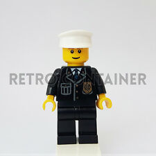 LEGO Minifigures - 1x cty005 - Policeman - Omino Minifig Police Cop 7237 7286